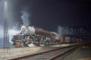 BigBoy Union Pacific - Gouache 42 x 35 cm
