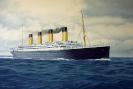 Titanic - Gouache 40 x 60 cm